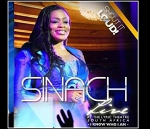 Sinach - I Know Who I Am (Live)